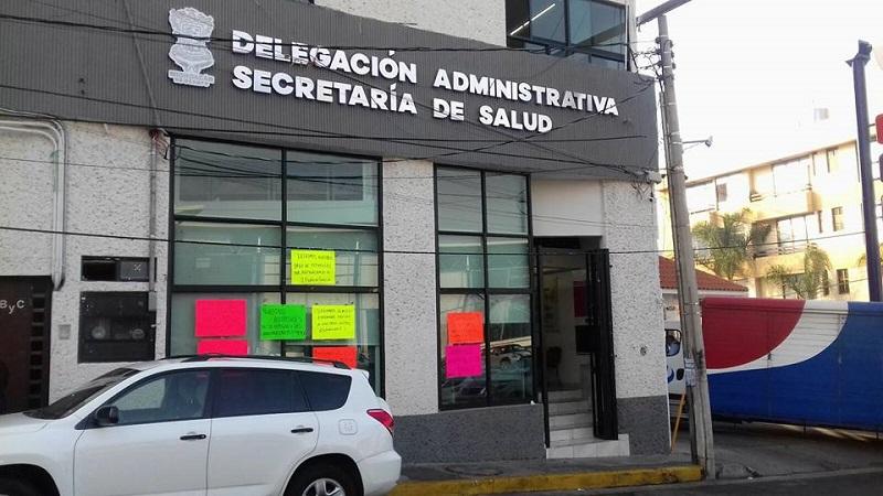 Los manifestantes acusan a las autoridades de no atender sus demandas y respetar sus derechos