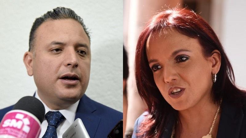 Quintana Martínez y Villanueva Cano se comprometieron a seguir trabajando desde las mesas técnicas y en el debate parlamentario, por la reconstrucción de todo el sistema gubernamental de la entidad