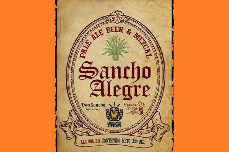 La cerveza es de estilo pale ale, elaborada por la Cervecería La Estación, miembro del grupo ACERMICH, Cerveceros Michoacanos, y el mezcal es de doble destilado, ensamble de tres agaves