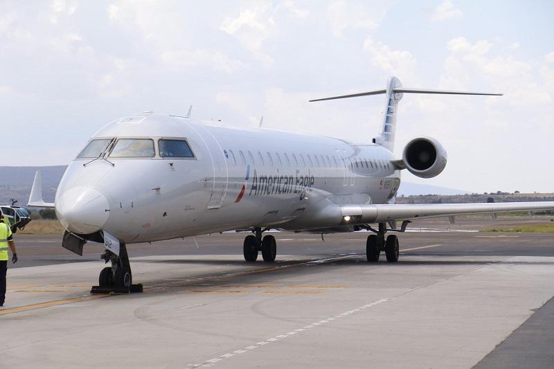 En cuanto a Morelia, hasta el 1 de junio operó con un Embraer 145 y renovó su flota con un Bombardier CRJ-900, aeronave que ofrece 9 asientos en clase Ejecutiva y 67 asientos en clase Económica