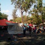 Los manifestantes exigen principalmente el pago de bonos pendientes y la entrega de subsidios para la operación de los CENDIS