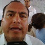 Color Gasca aseguró que se registra un avance importante del programa en los 113 municipios de Michoacán, para que con el apoyo del gobierno federal se concreten los niveles de recuperación económica, social, política y en todos los rubros (FOTO: MARIO REBOLLAR)