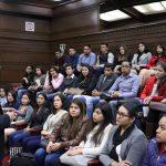 Núñez Aguilar consideró que el Parlamento Juvenil es un espacio de oportunidad para que los jóvenes aporten proyectos políticos que son de interés para los michoacanos