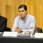 Núñez Aguilar enfatizó que, si bien se han tenido avances, es necesario redoblar esfuerzos y no bajar la guardia en cuanto al combate frontal a la delincuencia que pudiera operar en Morelia