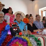 El director del Ballet Folklórico del Gobierno del Estado de Michoacán, Luis Antonio Sánchez Campos, detalló la programación con motivo del 59 aniversario de la fundación del grupo que encabeza