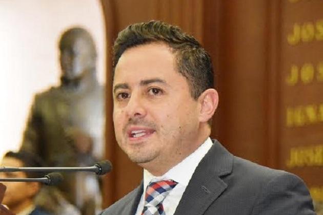 """Maldonado Hinojosa propuso la creación de una Comisión Especial para la investigación y seguimiento a la situación de la presa """"Francisco J. Múgica"""", en donde se presumen actos de corrupción"""