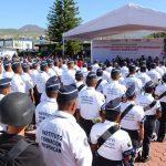El alcalde Alfonso Martínez se mostró complacido ante el reconocimiento del gobernador de Michoacán, y refrendó que habrá un trabajo coordinado también con elementos de fuerzas como la Gendarmería y las policías Federal y Estatal