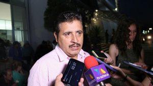 """Víctor Manual Zavala expresó: """"Nosotros estamos planteando el 'solidarismo' con las normales y exigimos que el gobierno atienda lo de sus becas. Que se castigue y se reparen todos los daños"""""""