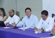 """Martínez Alcázar, precisó que esta modalidad de """"Presidente en tu Colonia"""", que se llevará a cabo a la par del programa regular, surge además con la intención de ir más allá de las problemáticas particulares"""
