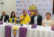 El anuncio se realizó en conferencia ante los medios, a la que asistieron en el presídium, el ingeniero Pablo Gutiérrez en calidad de presidente del Real Zamora y Heriberto Ramón Morales, presidente de la Promotora Deportiva Valladolid