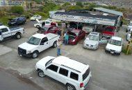 De acuerdo con la dependencia estatal, se aseguró un inmueble donde se localizaron cuatro vehículos que estaban a la venta y que presentaban alteraciones en sus medios de identificación