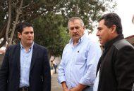 Entrega el diputado local del PVEM apoyos a primaria de Morelia