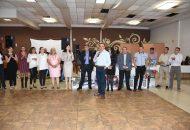 Diputados y empleados del Poder Legislativo celebraron el Día del Padre