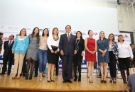Trabajamos para garantizar los derechos políticos de las mujeres, afirma Aureoles Conejo