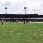 Las acciones se celebraron en el estadio 3 de Marzo de Zapopan, casa de los Tecos, bajo el formato de cuatro tiempos, con duración de 30 minutos cada uno