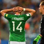 Con la derrota, México disputará el domingo el tercer lugar ante Portugal