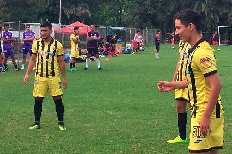 Para este compromiso, el entrenador dispuso de los jugadores que no participaron en el amistoso frente a Cafetaleros disputado el domingo