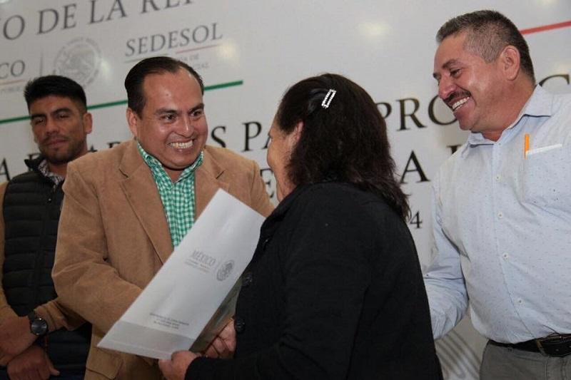 Color Gasca agregó que a través de la Estrategia de Inclusión Social se han logrado acuerdos entre las autoridades de los tres órdenes de gobierno y la sociedad civil