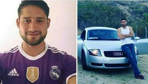 La persona fue identificada posteriormente como Juan Fernando S., de 29 años de edad, empleado del Ayuntamiento de Morelia como inspector de Mercados, el cual fue visto por última el mes de mayo vez a bordo de un vehículo Audi, con placas de circulación PFY-315-C del estado de Michoacán