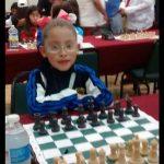 La pequeña Grecia destacó que juega el ajedrez desde los cuatro años y en su última competición, obtuvo un segundo lugar en la categoría femenil de menores de 10 años en el Abierto Mexicano de Ajedrez que se celebró en la ciudad de León, Guanajuato
