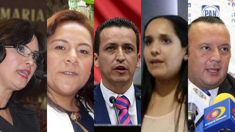 En caso de no funcionar para sus fines nominales, la Comisión del Frente Amplio Opositor del PAN en Michoacán será un escaparate para aquellos que hoy buscan posicionarse de cara a los próximos comicios