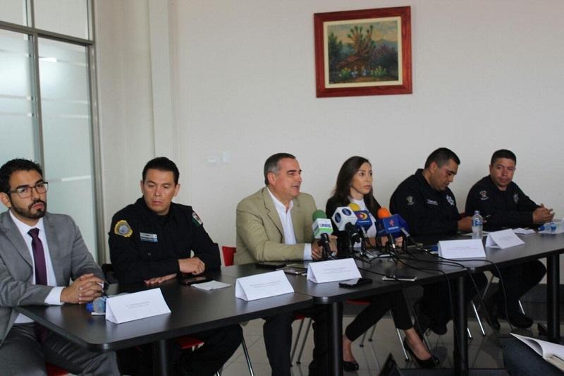 El Subsecretario de Seguridad Pública en Michoacán, Carlos Gómez Arrieta, reiteró que este esquema permitirá atender con mayor eficacia los delitos y emergencias emitidas por los ciudadanos
