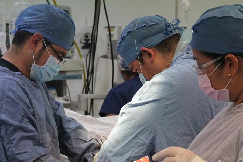 García Gamiño aseguró que en lo que va del año se han beneficiado al menos 30 personas con la donación de: 16 córneas, 10 riñones y cuatro hígados