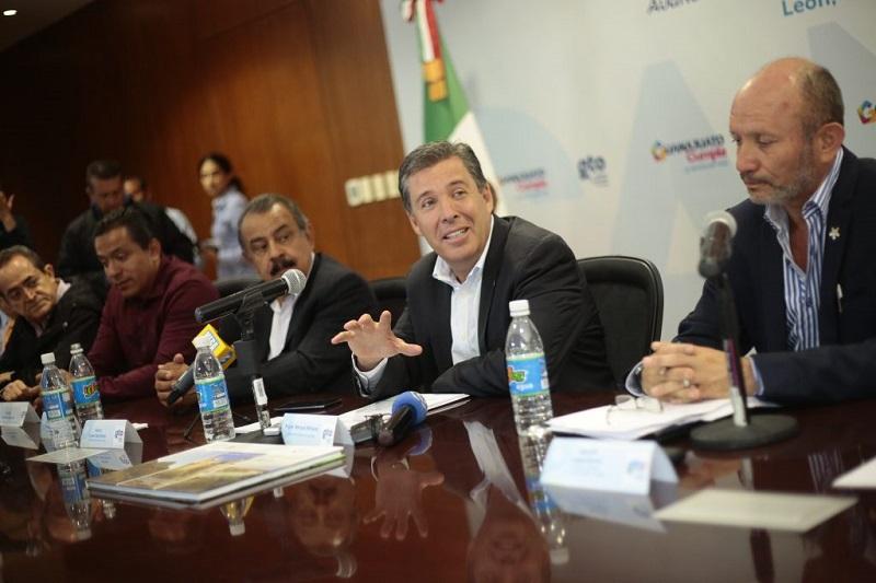 Anuncia el Ejecutivo el desarrollo del Plan Estatal Forestal 2040, con el objetivo de evaluar y dar seguimiento a las acciones en materia medios ambiente en Guanajuato