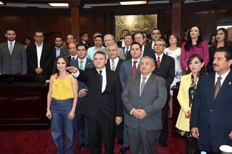 El 15 de marzo de 2017, el pleno del Consejo del Poder Judicial del Estado, acordó iniciar el procedimiento para emitir el dictamen de evaluación del desempeño ético y profesional del magistrado Sergio Alberto Cázares Solórzano, el cual fue dictaminado el 6 de abril de 2017