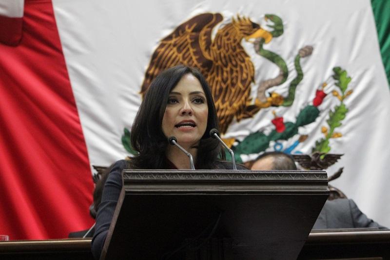 Armonizar la legislación de nuestro Estado a la par de las disposiciones expedidas por la Federación, el propósito: Hernández Íñiguez
