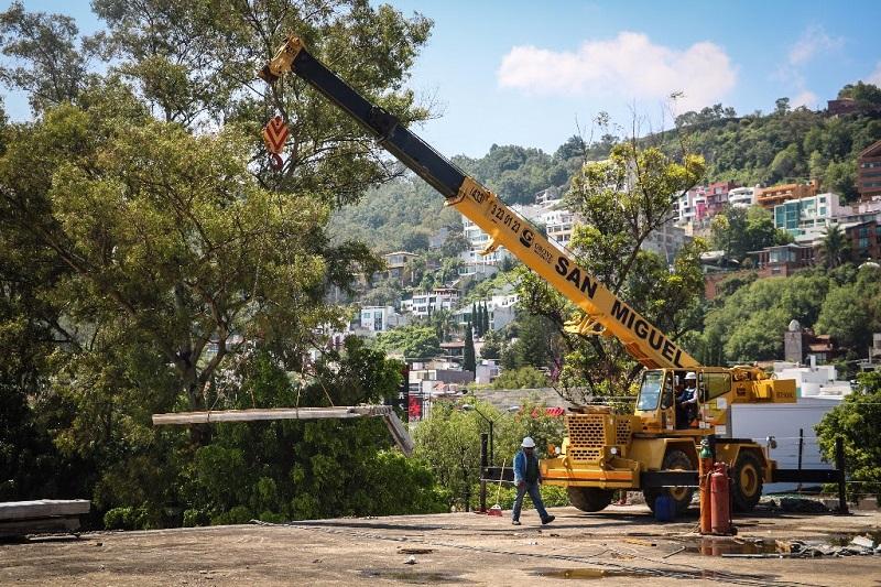 La segunda etapa del proyecto, que actualmente se encuentra en proceso de licitación, será desarrollada este año con la aplicación de 230 millones de pesos adicionales