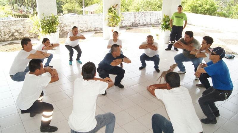 Con la participación de hombres y mujeres entusiastas se llevó a cabo la inauguración de este curso en las instalaciones de la Universidad ICEP, el cual tendrá una duración de 5 meses