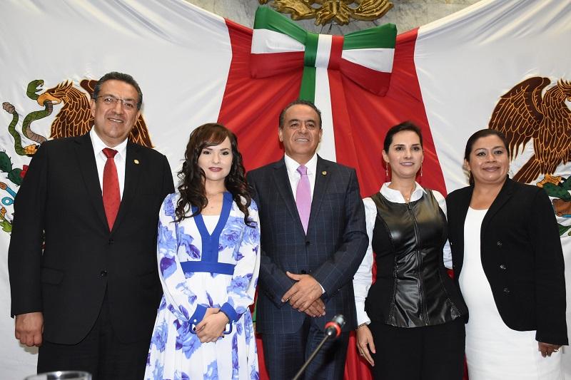 Nuestra postura respecto a los otros poderes del Estado, y con los organismos autónomos, ha sido de respeto, colaboración armónica y entendimiento, aseguró Sigala Páez