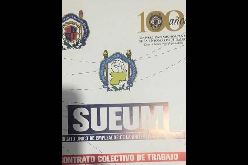 La decisión del Rector, Medardo Serna González de entregar su respectivo vale de despensa a cada uno de los trabajadores con un valor cercano a los 750 pesos para que fuera el propio empleado quien la recoja, no fue bien vista por la dirigencia sindical
