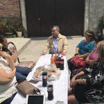 Ortiz García hizo énfasis en la importancia que tiene que los habitantes en general intervengan en la planeación de las obras que se requieren para elevar la calidad de vida de los pobladores y priorizar aquellas colonias, tenencias y comunidades donde debe invertirse el presupuesto