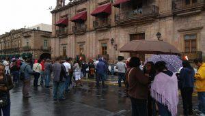 """Y es que por medio de un escrito enviado por la propia CNTE a sus integrantes, se informó de los """"logros"""" obtenidos luego de las manifestaciones que culminaron el pasado miércoles por la noche"""