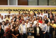 García Conejo destacó el debate y los acuerdos sobre el Frente Amplio Democrático a los que se llegaron en la plenaria