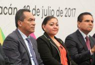 Estrada Esquivel recordó que el Semáforo Anticorrupción es un parámetro de evaluación de la reforma constitucional y la Ley del Sistema Local Anticorrupción (SLA) y su implementación en las entidades del país