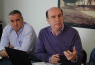 Fernando Rodríguez reconoció el interés que mostraron el Consejo Ciudadano y la Fucidim ante la iniciativa que presentó a Cabildo