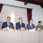 Aureoles Conejo encabezó la reunión del Grupo de Coordinación para la Seguridad Local de Morelia; revisan acciones operativas e instalación de Comvives