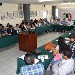 Lo anterior al sostener una reunión de trabajo con 30 nuevos dirigentes de Comités Municipales, de los 80 que ya han sido reestructurados