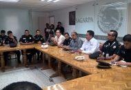 Sedrua, Sagarpa y Policía Federal unen fuerzas contra el abigeato