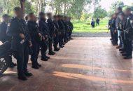 Al nuevo mando policial se le exhortó a conducirse en un marco de legalidad y respeto a los derechos fundamentales que permitan mantener el orden público y la tranquilidad en la región