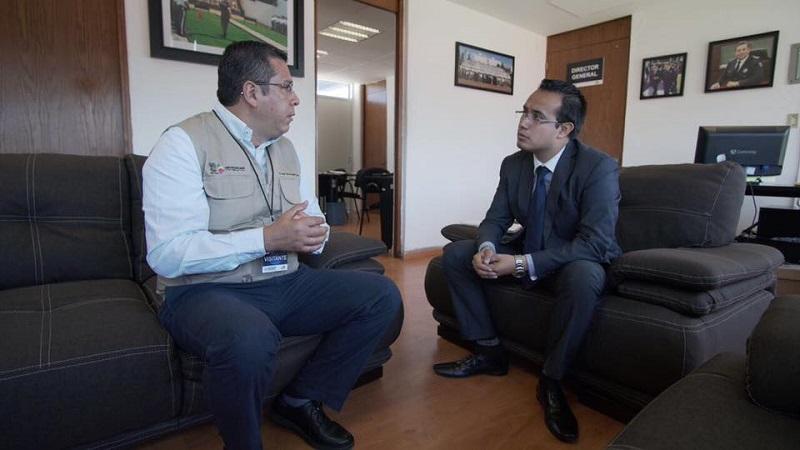 La educación es la puerta a un nuevo mundo, una nueva oportunidad de vida: Barragán Vélez