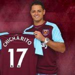 En su página oficial, el club londinense presumió el dorsal que llevará el Chicharito en la espalda