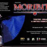 El espectáculo, basado en la novela japonesa del mismo nombre, en la cual se mezclan el teatro, danza y artes marciales, se llevará a cabo el próximo viernes 4 de agosto a las 12 horas en las instalaciones del Ex Convento de Tiripetío