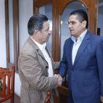 En encuentro cordial, ambos perredistas coincidieron en la necesidad de consolidar el Frente Amplio Democrático y construir una plataforma que permita, mediante un gobierno de coalición, avanzar en las reformas que México requiere