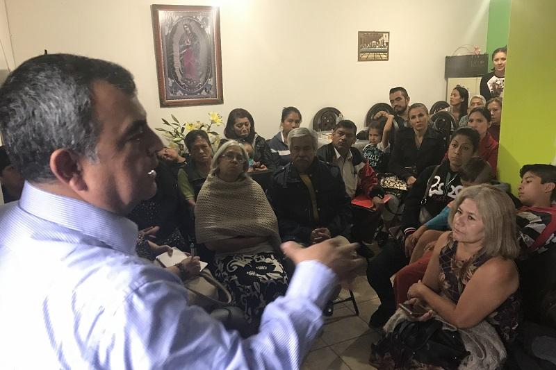 Ortiz García agradeció a los presentes su asistencia y se pronunció porque la sociedad vigile más de cerca la aplicación de los recursos, a través de comités conformados por especialistas y ciudadanos de probada experiencia y honestidad