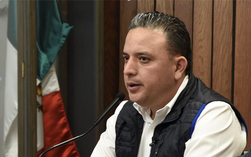 El diputado del PAN lamentó que la capital del estado se posicione en los primeros lugares a nivel estado con mayor incidencia delictiva