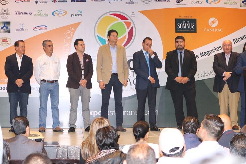 Los organizadores del evento pusieron a disposición de los visitantes la página www.exporestaurante.com, en la que pueden consultarse todos los detalles relativos a este segunda edición de la Expo Restaurante CANIRAC Morelia 2017